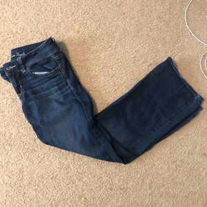 American Eagle Slim Boot Cut Jeans